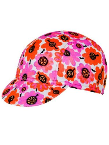 Cycology Pedal Flower Cycling Cap